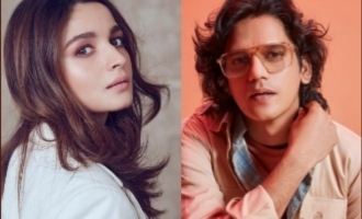 Alia Bhatt works with Vijay Varma