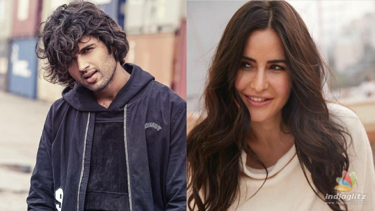 Vijay Deverakonda might pair up with this beautiful Bollywood actress
