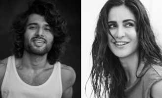 The rumors about Vijay Deverakonda and Katrina Kaif were true