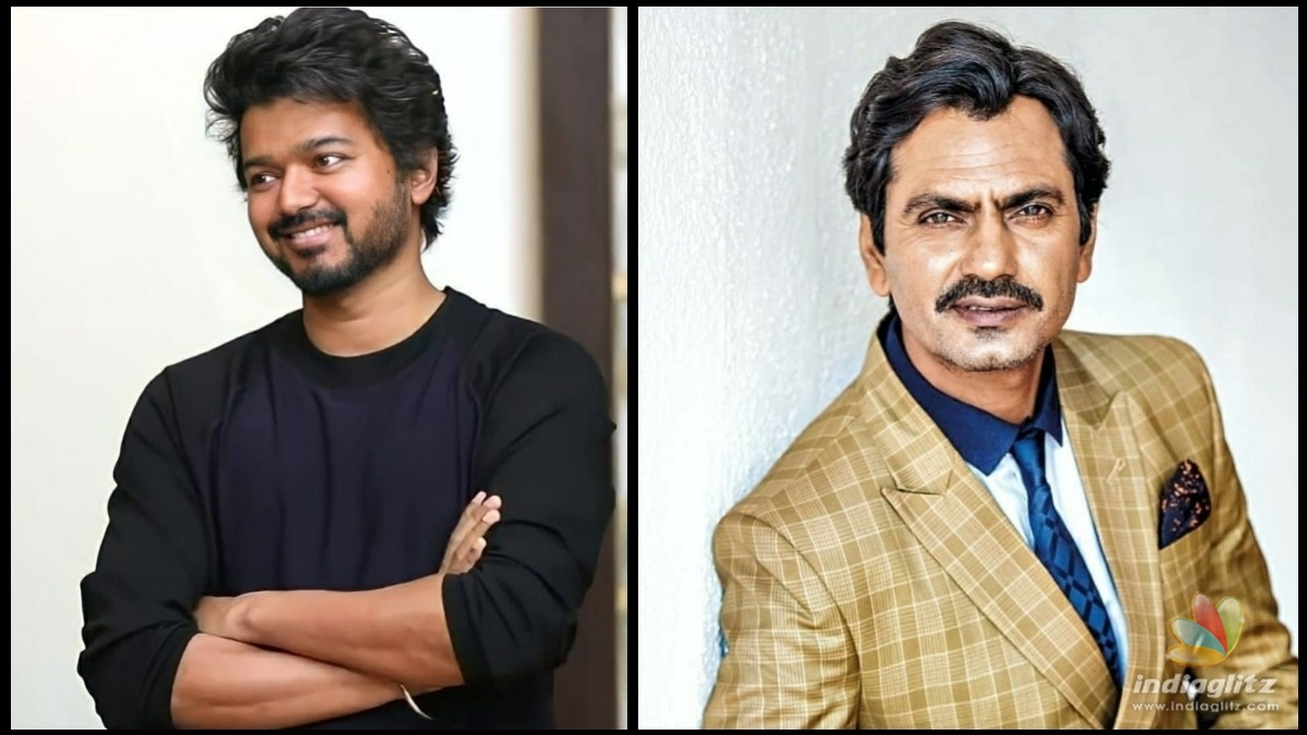 This Bollywood actor might star in Thalapathy Vijays next