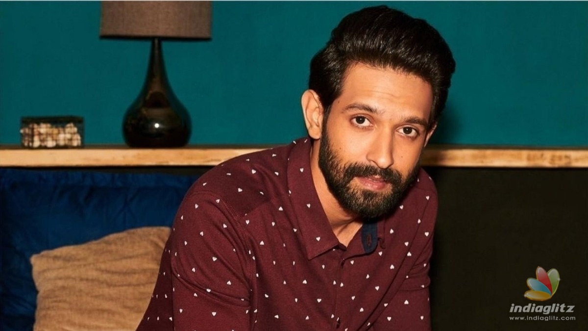 Vikrant Massey recalls the time he was caught watching adult film