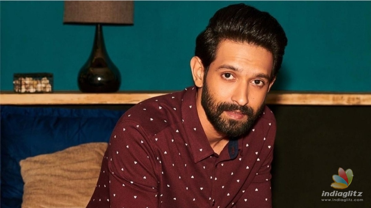 Vikrant Massey dismisses that he was scared of Taapsee Pannu