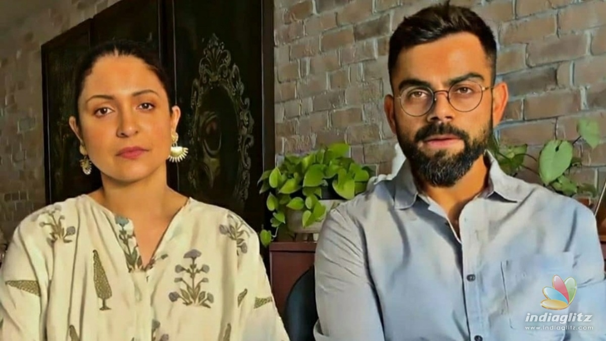 Heres how Virat Kohli and Anushka Sharma plan to fight the pandemic