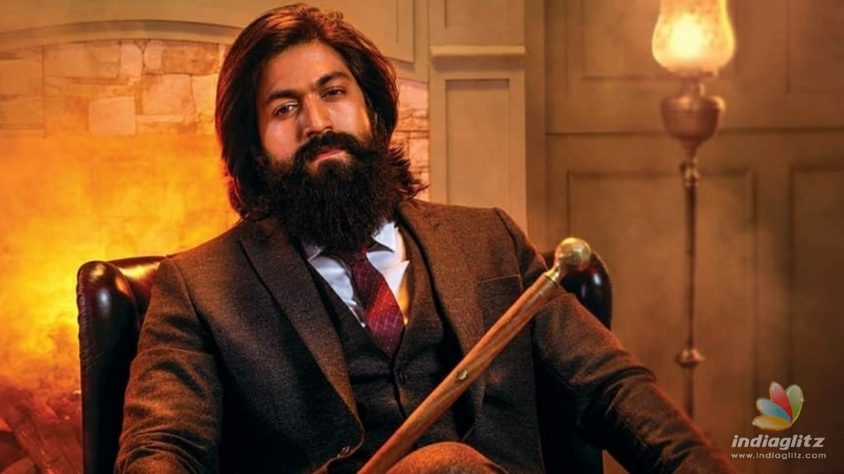 Superstar Yash was paid this hefty amount to reprise his role in K.G.F: Chapter 2.