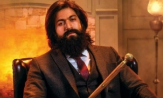 Superstar Yash was paid this hefty amount to reprise his role in 'K.G.F: Chapter 2'.