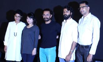 Aamir Khan at 'Secret Superstar' Trailer Launch