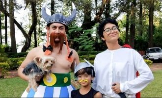 Aamir Khans Asterix Themed Party Photos Are Not To Be Missed