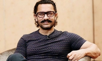 Aamir Khan Recreates This Iconic Track At Akash– Shloka Sangeet!