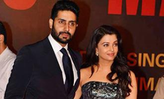 Aishwarya Rai & Abhishek Bachchan complete 9 years of 'Togetherness'