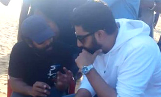 Abhishek Bachchan proud to be part of South star Vikram's 'Spirt of Chennai' video