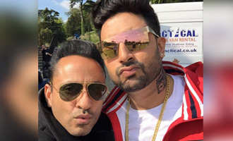 Abhishek Bachchan's tattooed look in 'Housefull 3'