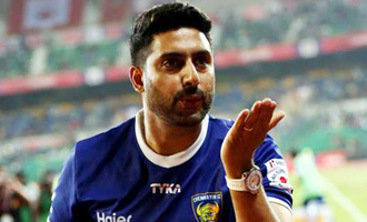 Abhishek Bachchan: Sports has motivated me to do greater things in life