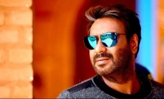 Ajay Devgn gets a Hollywood artist!