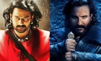 Prabhas and Saif Ali Khan's 'Adipurush' scheduled for 2022 release.