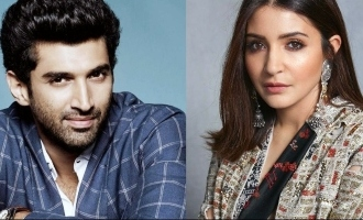 Aditya Roy Kapoor might collaborate with Anushka Sharma for this project