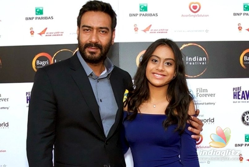Ajay Devgn Breaks His Silence On Daughter Nysa Been Trolled On Social Media!