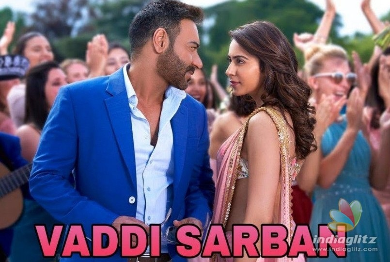 "Ajay Devgn's ""Vaddi Sharaban"" From 'De De Pyaar De Is The Newest Wedding Anthem!"