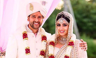 Aftab Shivdasani renews wedding vows in Sri Lanka