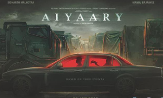'Aiyaary' release pushed to February 9, 2018