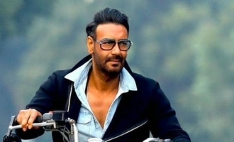 Check out Ajay Devgan's stunning first look from 'RRR'