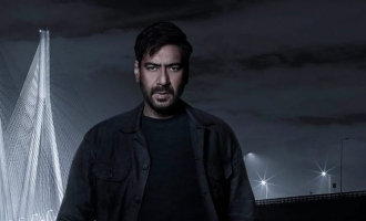Check out Ajay Devgan's first look from his digital debut project