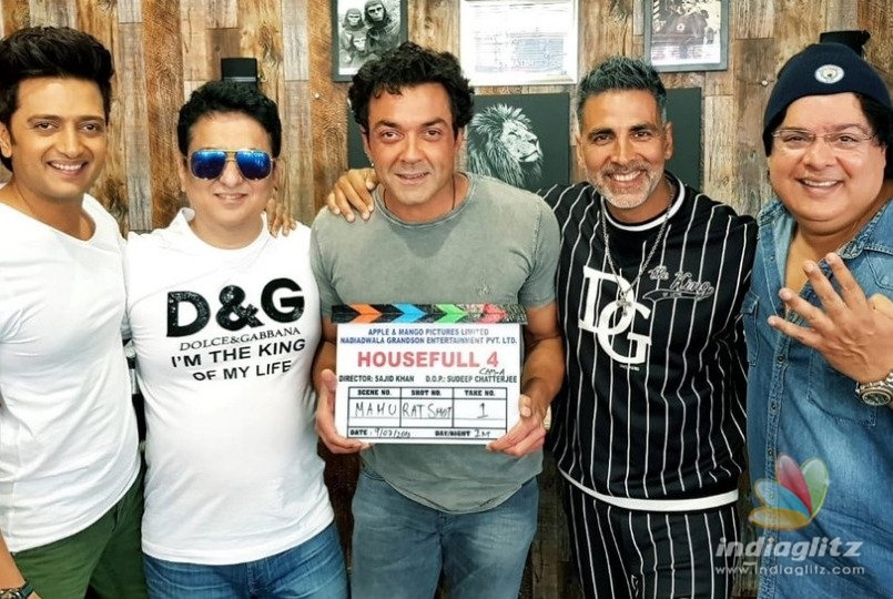 Akshay Kumar Will Be Seen As A Bald King For Housefull 4?