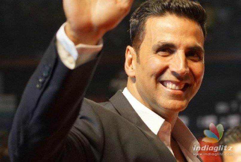 Akshay Kumars Movie Becomes The First Bollywood Movie To Release In Saudi Arabia