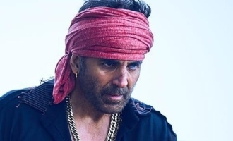 Akshay promotes the debut film of this star kid
