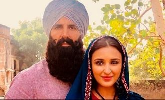Parineeti Chopra's Look From Akshay Kumar's 'Kesari' Out!
