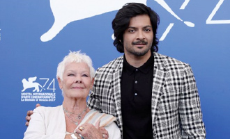 Judi Dench finds Ali Fazal a 'beautiful young man'
