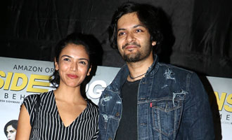 Ali Fazal, Shriya come together for web series