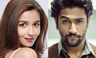 Alia Bhatt and Vicky Kaushal prep up for Meghna Gulzar's Next