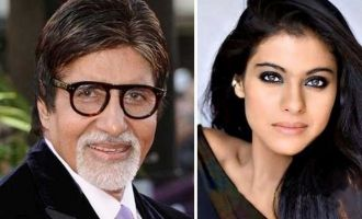 Wait, What? Amitabh Bachchan And Kajol To Reunite For 'Helicopter Eela'?