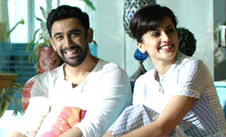 Taapsee Pannu & Amit Sadh's Valentine's Day Video