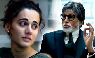 Amitabh Bachchan and Taapsee Pannus Badla Trailer Leaves Everyone Speechless