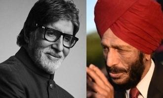 Here's how Amitabh Bachchan remembered Milkha Singh
