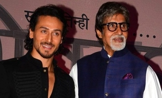 Amitabh Bachchan might play Tiger Shroff's father in this film