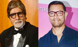 Amitabh, Aamir compete for Best Actor award at IFFM 2017