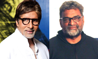 Amitabh Bachchan to work with R.Balki AGAIN!!