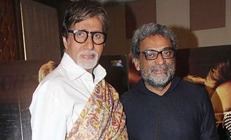 Balki ropes in Big B again!