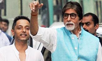 Big B calls Sujoy Ghosh 'mad company'