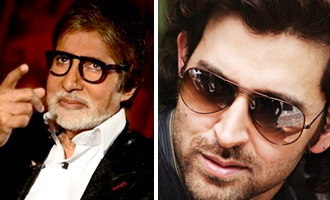 Amitabh Bachchan to hunt for Hrithik in 'Dhoom 4'