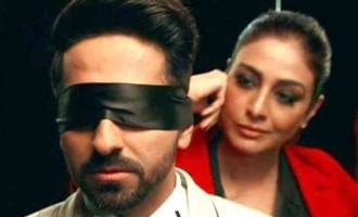 Andhadhun 300 crore collection China Box office