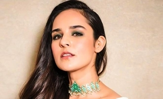 Angira Dhar to play a lawyer in Ajay Devgan's 'Mayday'.