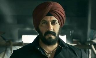 Salman Khan shines as a ruthless cop