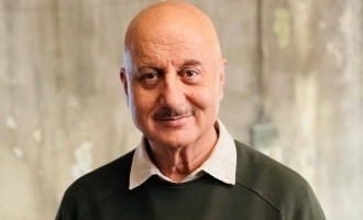 Anupam Kher slams the government for this reason