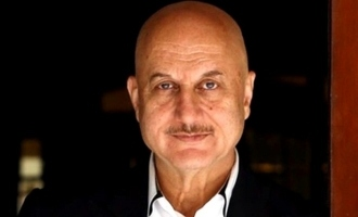Anupam Kher talks about his third book 'Your Best Day Is Today'