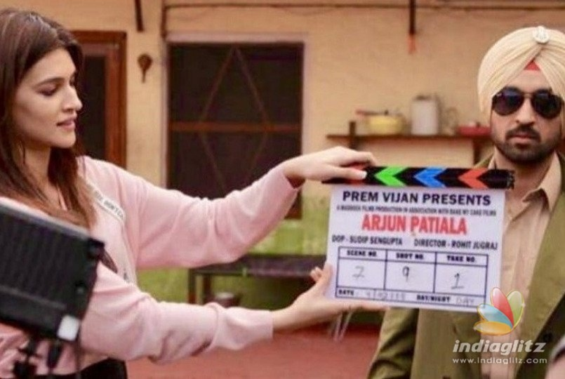 Diljit Dosanjh & Kriti Sanon's Arjun Patiala Release Date Postponed!