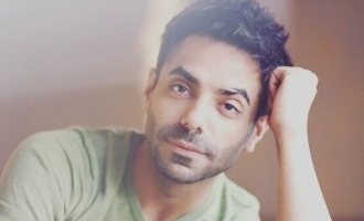 Aparshakti Khurrana shows off his hidden talent