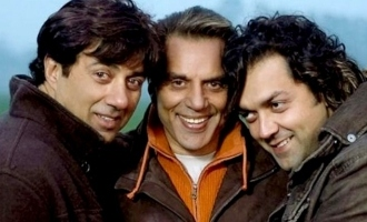 'Apne 2' will feature three generations of Deol family.